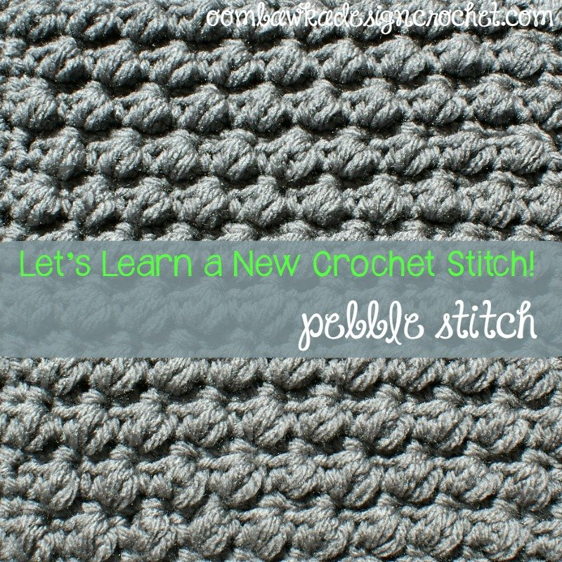 Learn Crochet : Let 39 s Learn a New Crochet Stitch Shell Stitch Tutorial