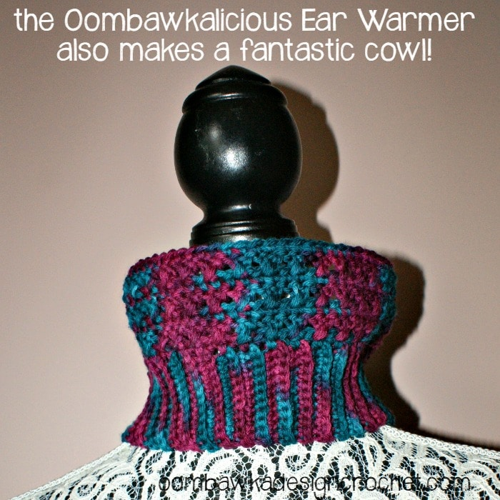 oombawkalicious cowl free pattern