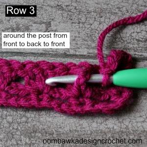 Row 3 Third Dimension
