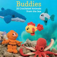 Bathtime Buddies. Book Review. Oombawka Design Crochet.