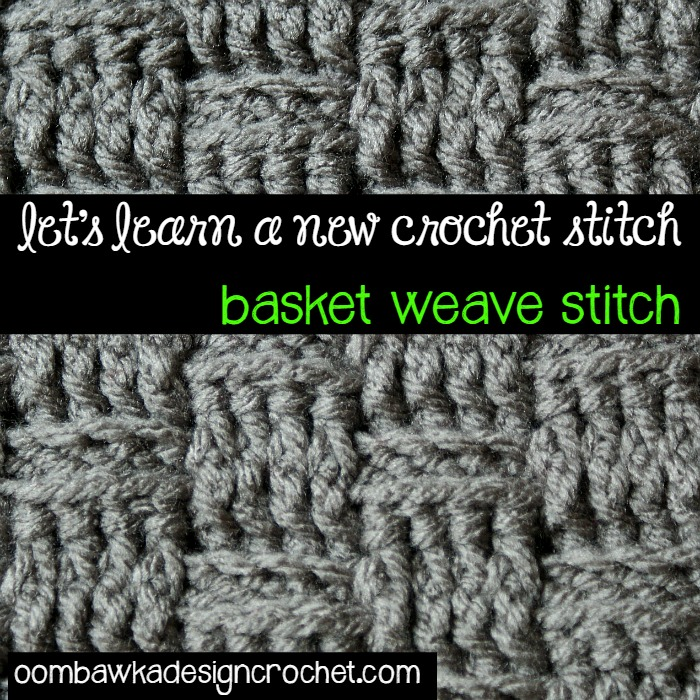 Stitch: Basket Weave Stitch