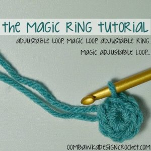Magic Ring Photo Tutorial