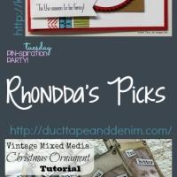 rhonddas picks