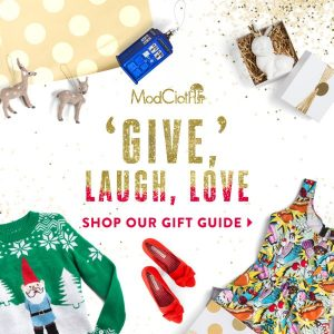 Shop the ModCloth Holiday Gift Guide!