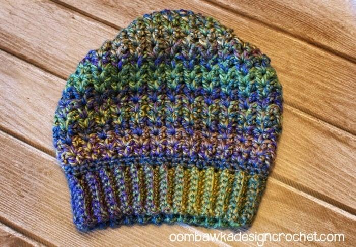 Slouch Hat Free Pattern @OombawkaDesign