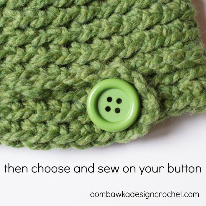 Faux Button Band Tutorial @OombawkaDesign