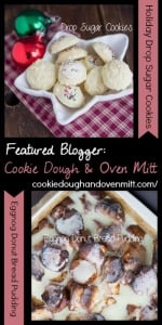 Featured Blogger - Miranda Cookie Dough and Oven Mitts