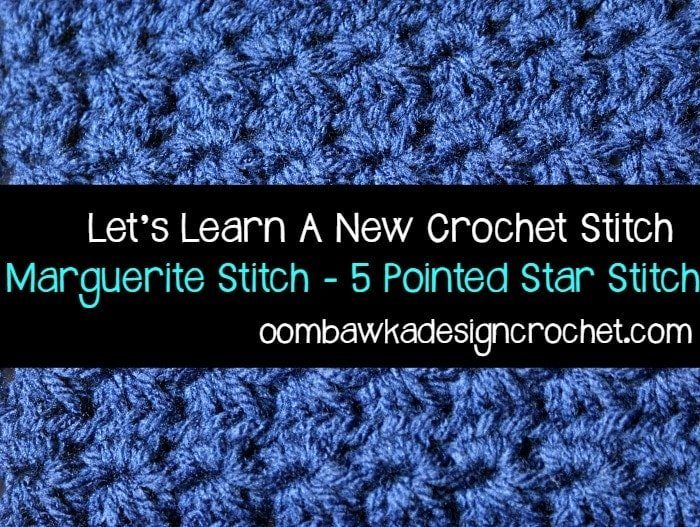 LLANCS Star Stitch @OombawkaDesign