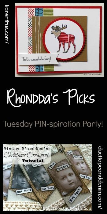 PIN Party Rhondda Picks