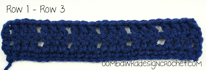 Larksfoot Stitch 1 @OombawkaDesign