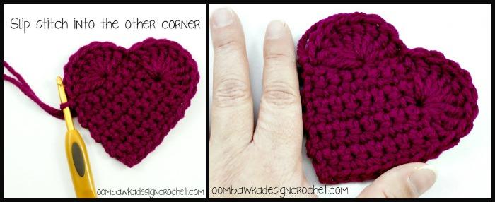 4 Square Heart @OombawkaDesign