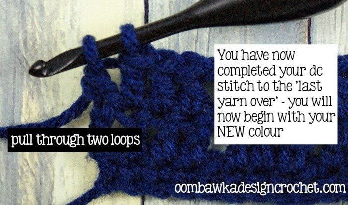 Last Yarn Over Tutorial @OombawkaDesign