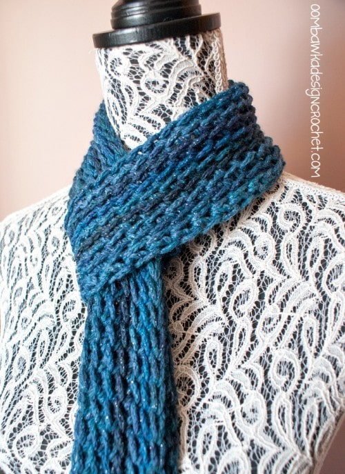 BlueSkiesCowl @OombawkaDesign