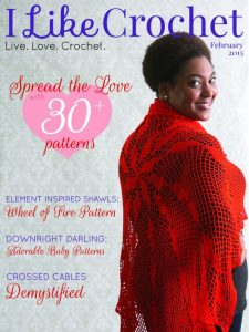 Spread the Love! I Like Crochet February 2015