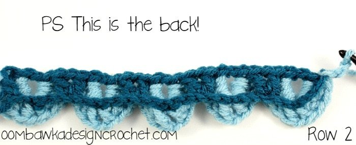 Crocodile Stitch @OombawkaDesign