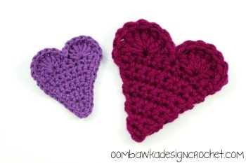 TriangleHearts @OombawkaDesign