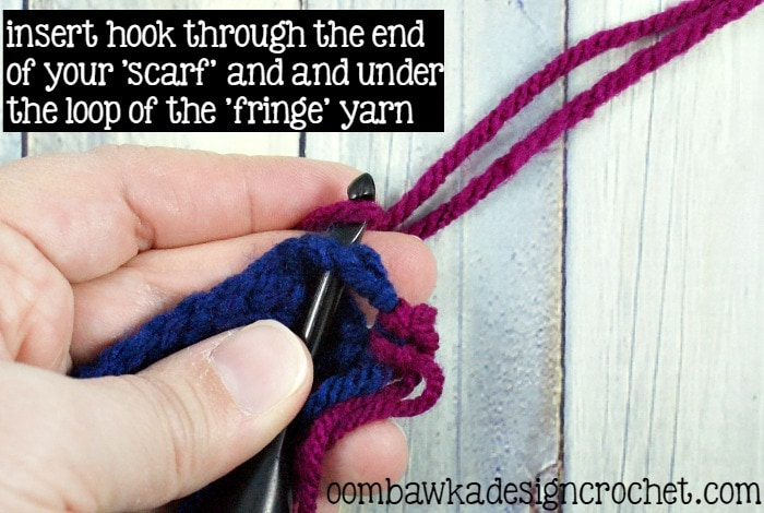 3 Create a Simple Fringe Tutorial @OombawkaDesign