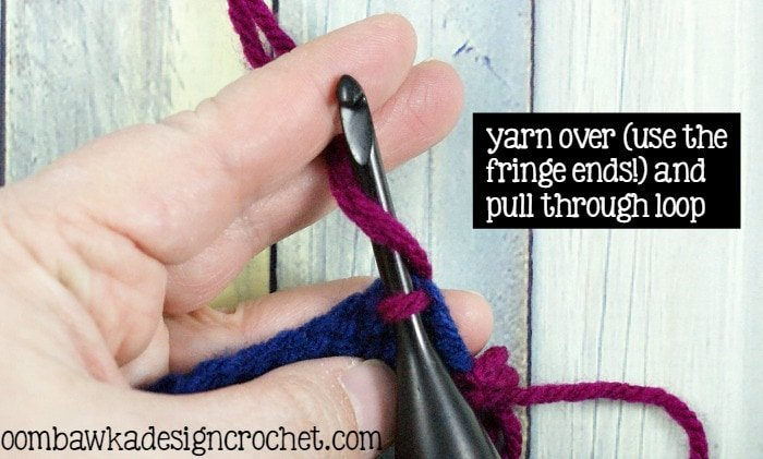 5 Create a Simple Fringe Tutorial @OombawkaDesign