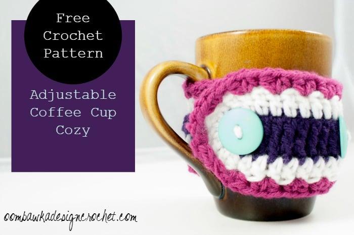 Cup Cosy @OombawkaDesign