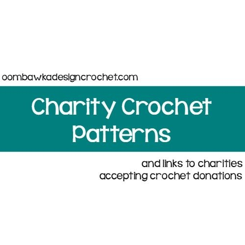 Crochet For Charity Patterns And Link List Oombawka Design Crochet