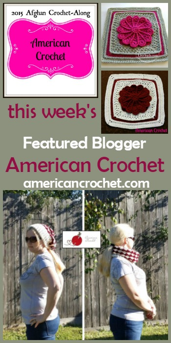 Featured Blogger Mistie of American Crochet @OombawkaDesign