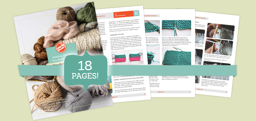 Free Eguides Available From Craftsy Oombawka Design Crochet