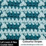 Colourful Stripes @OombawkaDesign