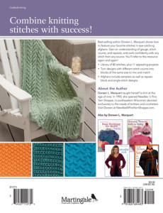 Pick Your Stitch, Build a Blanket Review @OombawkaDesign
