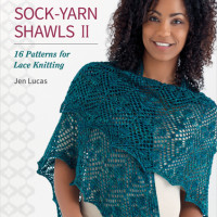 Sock Yarn Shawls II – Review