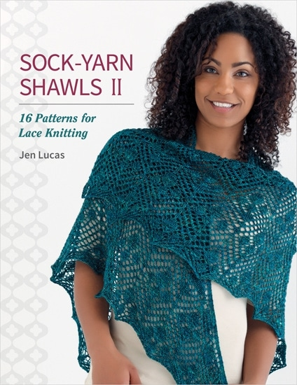 Sock Yarn Shawls Review @OombawkaDesign