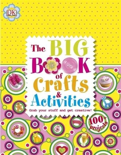 March Break Craft Ideas - The BIG BOOK of Crafts & Activities @OombawkaDesign