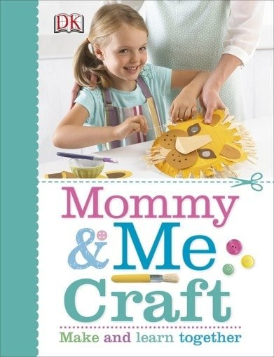 March Break Craft Ideas - Mommy & Me Craft @OombawkaDesign