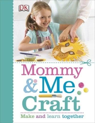 March Break Craft Ideas - Mommy & Me Craft @OombawkaDesign