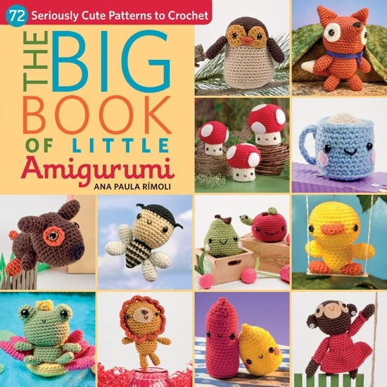 Big Book OF Little Amigurumi Reviewed @OombawkaDesign