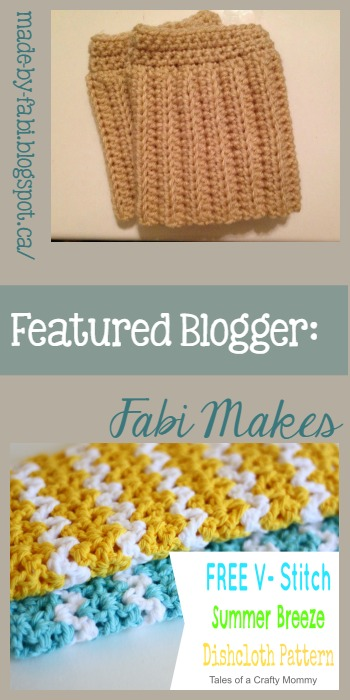 Featured Blogger Pinspiration Link Party Fabi Makes @OombawkaDesign
