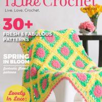 I Like Crochet April Issue @OombawkaDesign