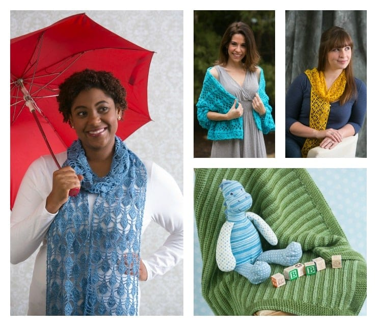 I Like Crochet April Issue Pics @OombawkaDesign