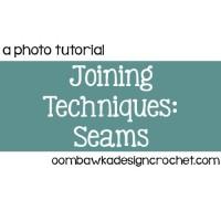 Joining Techniques for Crochet @OombawkaDesign
