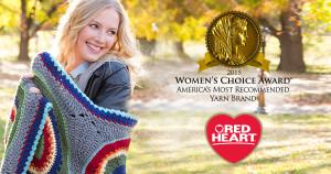Red Heart Women's Choice Award Giveaway