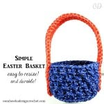 Basket - Easter Basket @OombawkaDesign