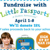Fundraising with Little Passports