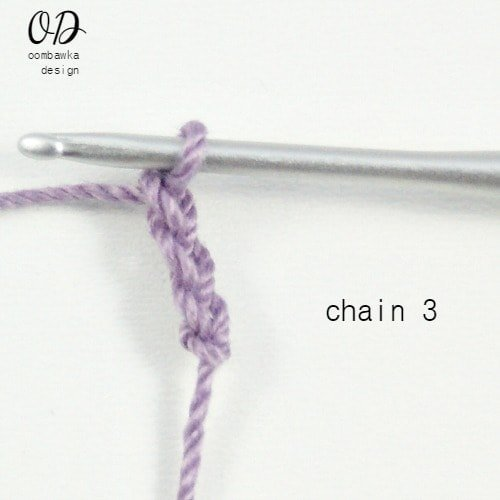 Chain 3 My Favorite Bracelet @OombawkaDesign