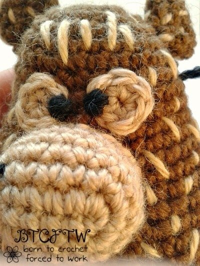 Beary 10 | Guest Post Contributor | Born to Crochet Forced to Work @OombawkaDesign