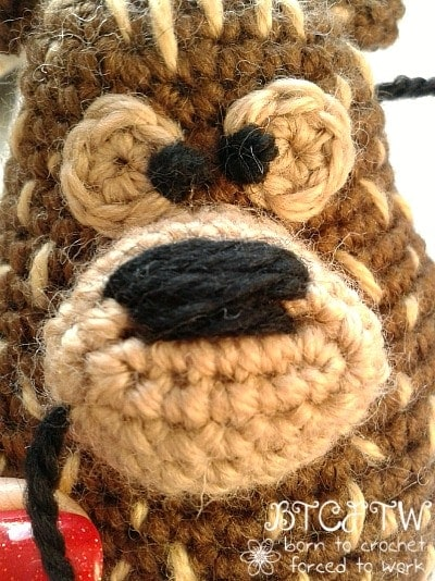 Beary 11 | Guest Post Contributor | Born to Crochet Forced to Work @OombawkaDesign