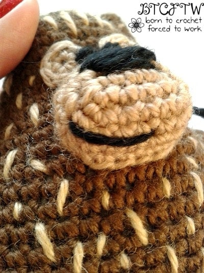 Beary 12 | Guest Post Contributor | Born to Crochet Forced to Work @OombawkaDesign