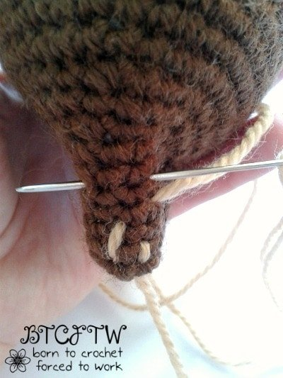 Beary 9 | Guest Post Contributor | Born to Crochet Forced to Work @OombawkaDesign