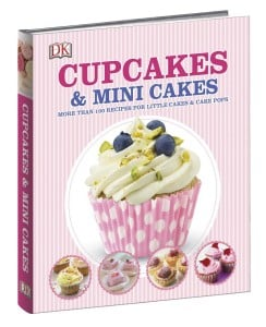 Cupcakes and Mini Cakes Great Books For Mom @OombawkaDesign