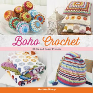 Cover Boho Crochet Review @OombawkaDesign