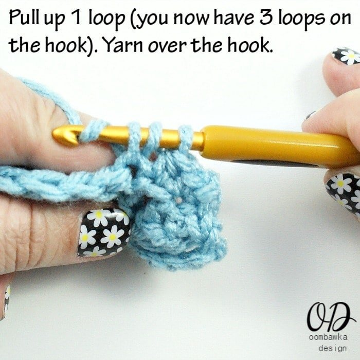 33 Stitch Tutorials: sc, hdc and dc @OombawkaDesign