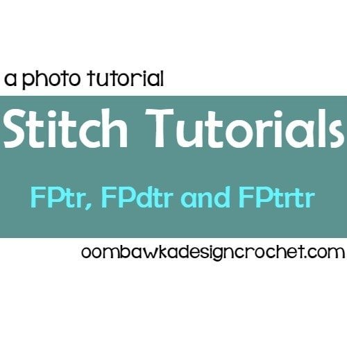 FPtr, FPdtr and FPtrtr Stitch Tutorials @OombawkaDesign